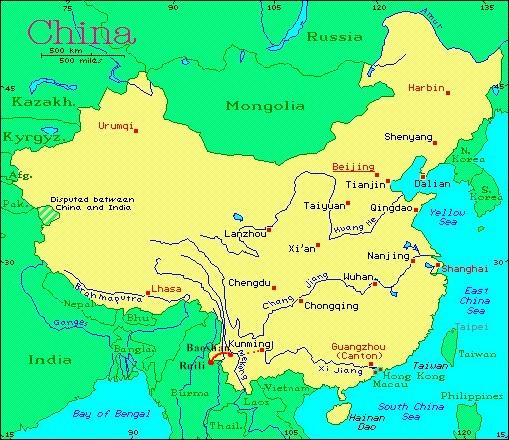 Bike China Adventures, Inc.   Bicycle Tour Descriptions